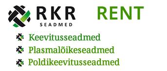 RKR Seadmed Rent