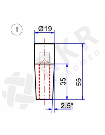 Elektrood KRW-61 nr.1