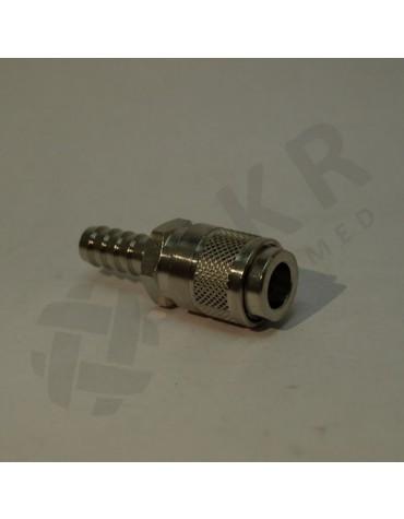 Kiirühendus emane (MIGNON), 6mm voolikule