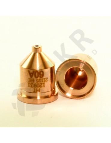 120931TR - Plasma düüs 60A PMX1000/1250