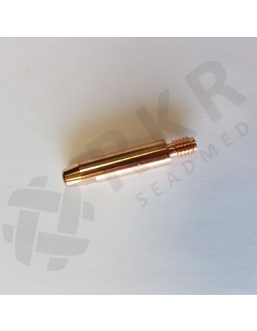 Vooludüüs M6x40x1.4mm CuCrZr
