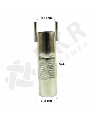 GAS NOZZLE F SPOTW. MT18,25/PMT25