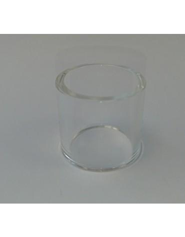 Pyrex läbipaistev gaasidüüs suur nr 18