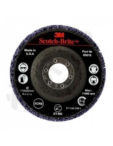 Scotch-Brite 115x22 S XCRS 3M