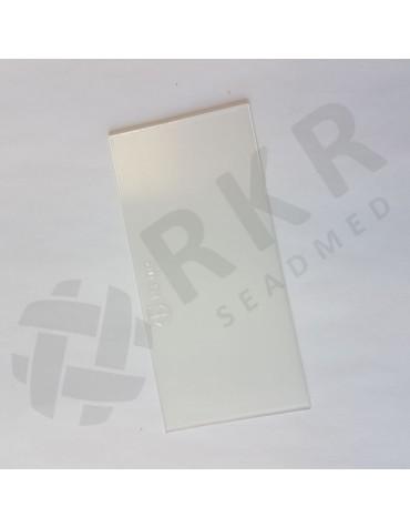 Kaitseklaas 51x107x1 mm polyc.