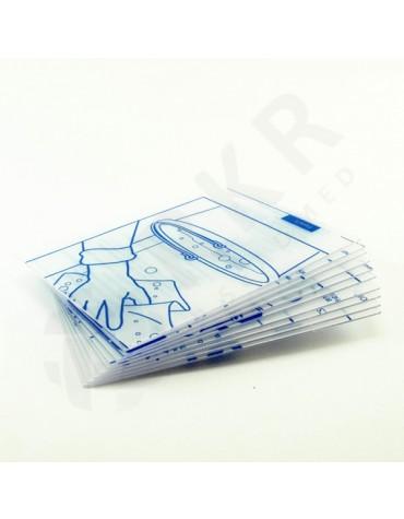 9873253 - Kaitseklaas 90x110x1.0mm plastik
