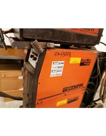 Kemppi FastMig KM400 vooluallikas, kasutatud s/n:1432271