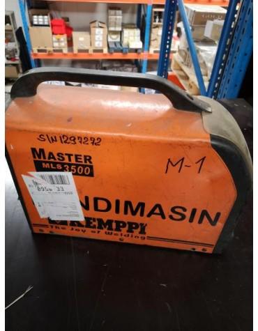 Master 3500 MLS (kasutatud) s/n:1297272