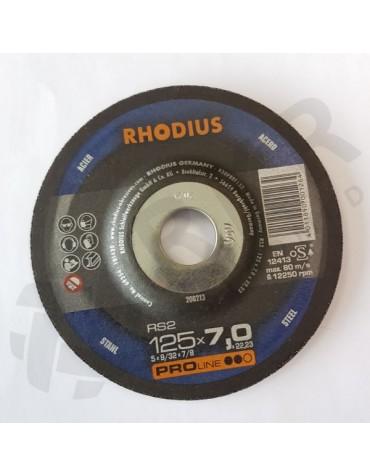 Rhodius RS2 Lihvketas 125*7,0
