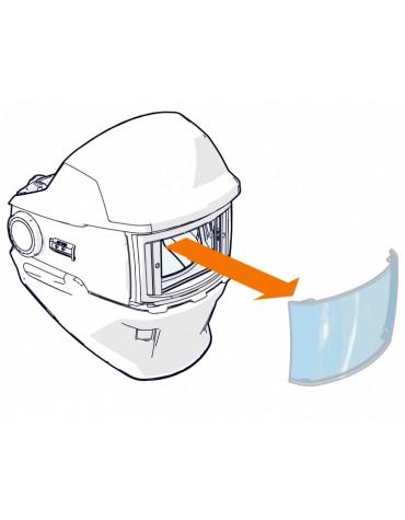 Gamma maski väline kaitseklaas
