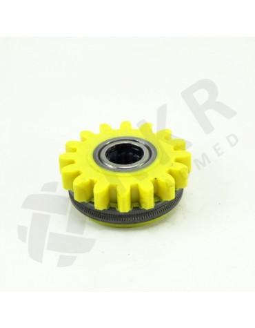 Traadirull kollane (ülemine) rihvel W 1,4/1,6mm