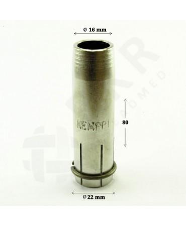 Gaasidüüs MMT/PMT 42W L80 pikk