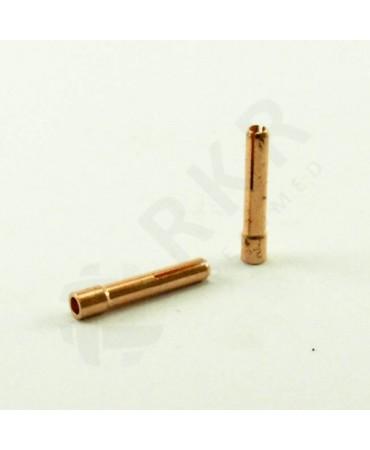 Pingutushülss ehk tsang 2C322, 2,4mm