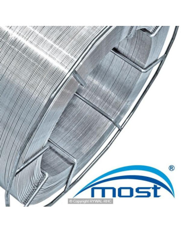Metalltäidistraat MOST 710 MetalC Extra 1,2mm 15kg rullis