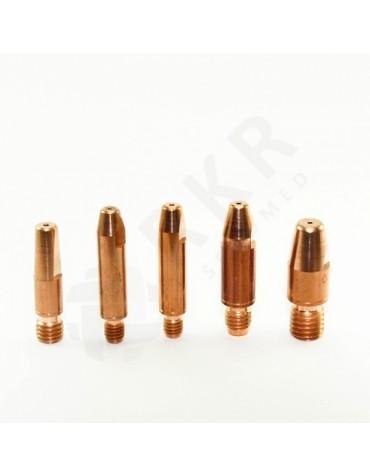140.1255 - Vooludüüs 1,2/M6x40mm  CuCrZr