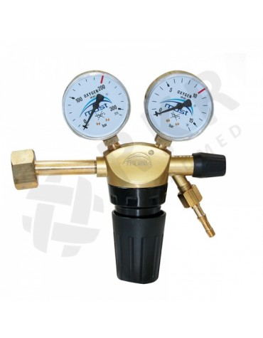 Regulaator MOST BRASS O2 G3/4