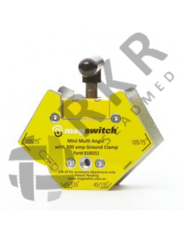 7008700351 - Mini Multi Angle300A Ground Magswitch
