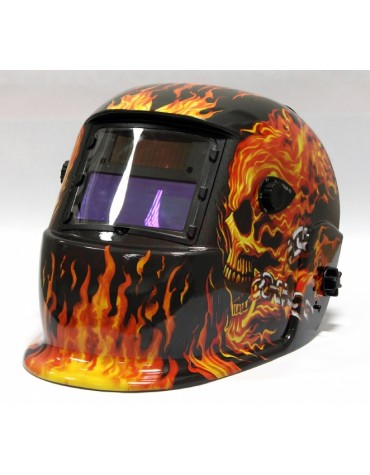 Keevitusmask isetumenev S777A FIRE 9-13 DIN MOST