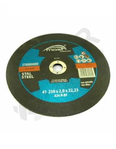 Lõikeketas MOST STANDARD METAL 41 150*1.6*22 A46RBF