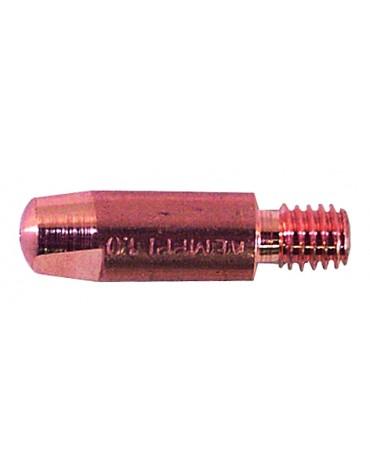 Vooluotsik M6x28x0,8
