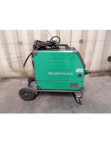 Migatronic Automig 273i + ML 300 käpp 5m