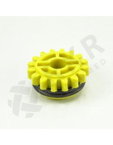 Traadirull kollane (alumine) V 1,6mm