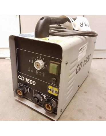 HBS CD1500 (kasutatud)