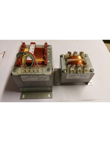 TRANSFORMERS T2, T6 SET MasterTig ACDC, 9777825 updated version